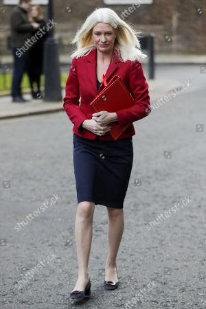 Amanda Milling, Chairman of Conservative Party in Downing Street