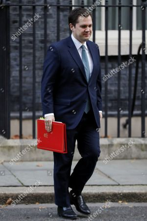 Robert Jenrick, Secretary of State for Housing, Communities and Local Government at Downing Street