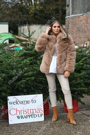 Exclusive - Amy Childs