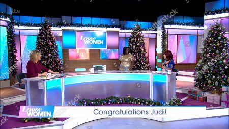 Editorial photo of 'Loose Women' TV Show, London, UK - 01 Dec 2020