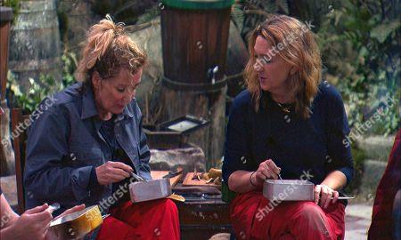 All Gone Bananas - Beverley Callard and Victoria Derbyshire
