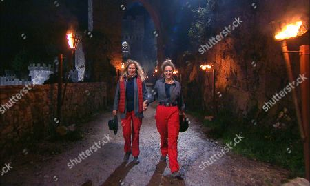 Stock Picture of Last Orders Bev and Vic - Victoria Derbyshire and Beverley Callard