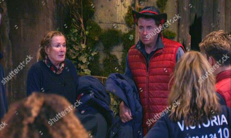 Editorial photo of 'I'm a Celebrity... Get Me Out of Here!' TV Show, Series 20, Show 17, Gwrych Castle, Wales, UK - 01 Dec 2020