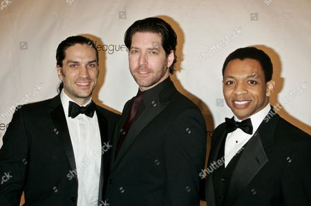 Will Swenson, James Barbour and Derrick Baskin