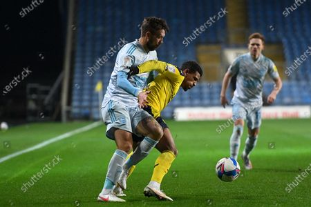 Editorial photo of Oxford United v Ipswich Town, EFL Sky Bet League 1 - 01 Dec 2020