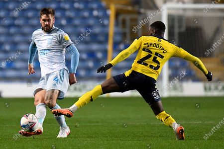 Editorial image of Oxford United v Ipswich Town, EFL Sky Bet League 1 - 01 Dec 2020