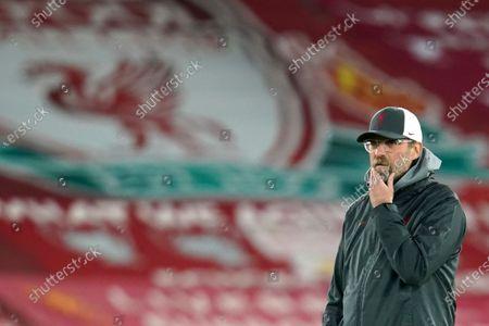 Editorial photo of Soccer Champions League, Liverpool, United Kingdom - 01 Dec 2020