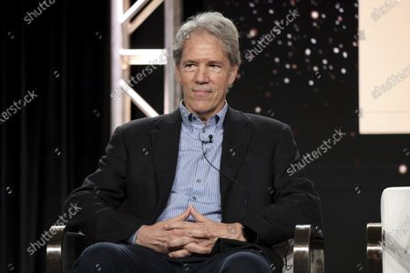 "David E. Kelley speaks at the ""The Undoing"" panel during the HBO TCA 2020 Winter Press Tour in Pasadena, Calif. on . Native American tribes and coalitions are condemning ""Big Sky,"" a Montana-set ABC drama, for ignoring the history of violence inflicted on Indigenous women and instead making whites the crime victims. The show's producers include David E. Kelley (""Big Little Lies,"" ""The Undoing"") and novelist C.J. Box, whose 2013 book ""The Highway"" was adapted for the series"