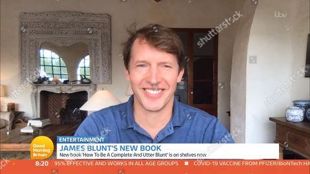 Stock Photo of James Blunt