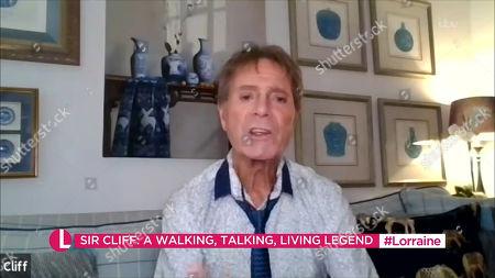 Editorial image of 'Lorraine' TV Show, London, UK - 02 Dec 2020