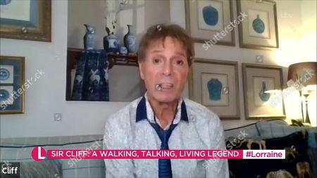 Editorial photo of 'Lorraine' TV Show, London, UK - 02 Dec 2020