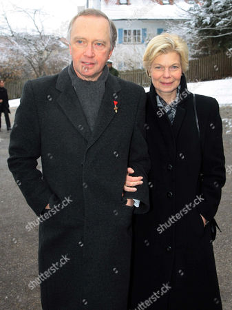 Christian von Habsburg and wife Marie-Astrid