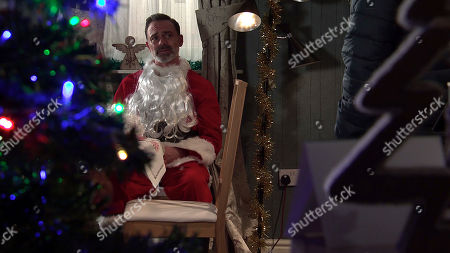 Coronation Street - Ep 10202 Wednesday 23rd December 2020 - 2nd Ep Having listened to Paul Foreman's confession about Will, Billy Mayhew's, as played by Daniel Brocklebank, annoyed that he felt the need to lie about it and further angered to realise Todd was in the loop.