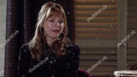 Coronation Street - Ep 10197 & Ep 10198 Friday 18th December 2020 Toyah Battersby, as played by Georgia Taylor, shares her good news with Leanne Tilsley, that she and Imran have been accepted as foster parents. Leanne assures Toyah she's pleased for her.