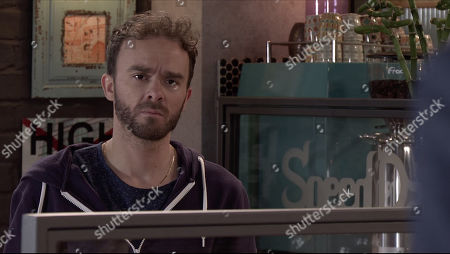 Coronation Street - Ep 10195 Wednesday 16th December 2020 - 1st Ep As David Platt, as played by Jack P Shepherd, and Abi Franklin report that Colin has vanished, a smug Ray Crosby relishes their frustration. Debbie Webster tells Ray that riling the locals is getting them nowhere so it's time to adopt a different approach.