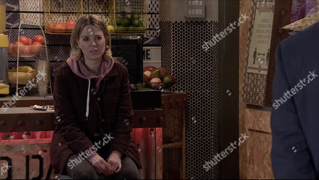 Coronation Street - Ep 10195 Wednesday 16th December 2020 - 1st Ep As David Platt and Abi Franklin, as played by Sally Carman, report that Colin has vanished, a smug Ray Crosby relishes their frustration. Debbie Webster tells Ray that riling the locals is getting them nowhere so it's time to adopt a different approach.