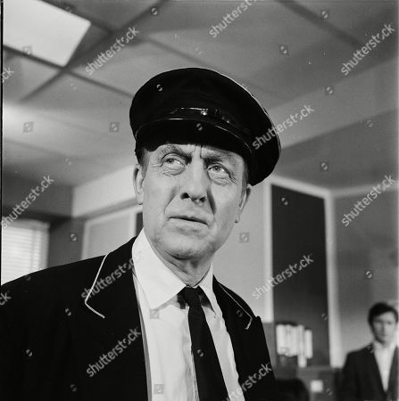 Editorial photo of 'Department S' TV Show, Episode 'The Last train To Redbridge' - 1970