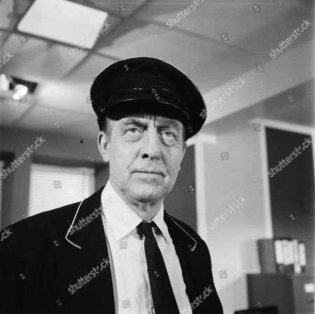 Stock Image of Frank Forsyth as Sawyer