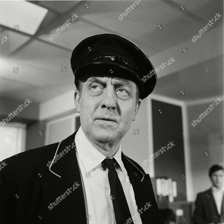 Editorial picture of 'Department S' TV Show, Episode 'The Last train To Redbridge' - 1970