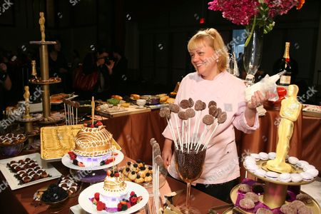 Sherry Yard, executive pastry chef, Wolfgang Puck Catering