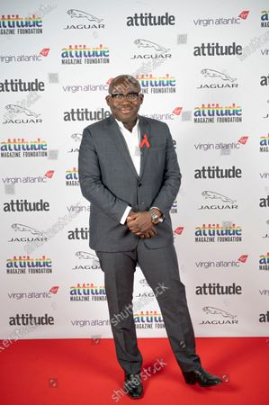 Stock Picture of Edward Enninful