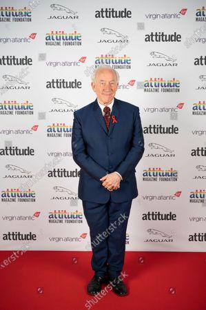 Editorial picture of Virgin Atlantic Attitude Awards Powered By Jaguar, Arrivals, UK - 01 Dec 2020