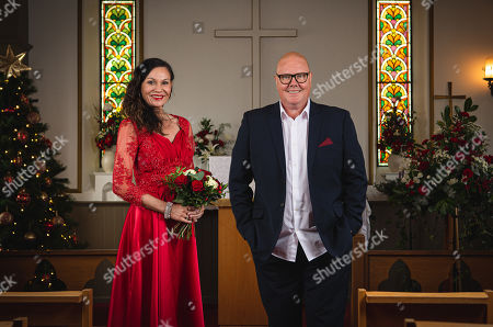 Emmerdale - Ep 8924 & Ep 8925 Friday 25th December 2020 As the Dingles inc Paddy Kirk, as played by Dominic Brunt, work at keeping the surprise wedding a secret from Chas Dingle, as played by Lucy Pargeter, will Charity Dingle spoil their hard work and will the wedding go ahead?