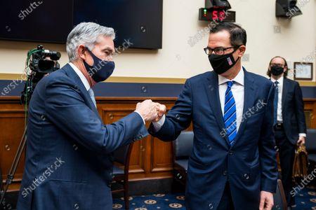 Editorial photo of House Banking, Washington, United States - 02 Dec 2020