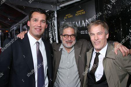 Producers Scott Stuber, Sean Daniel and Rick Yorn