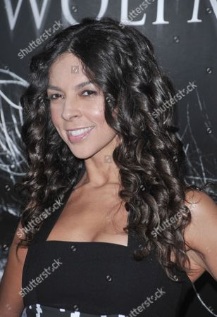 Editorial image of 'The Wolfman' film premiere, Los Angeles, America - 09 Feb 2010