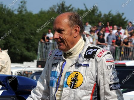 Goodwood Estate, Chichester England 11th - 14th July 2013. Hans-Joachim Stuck. World Copyright: Jeff Bloxham/LAT Photographic