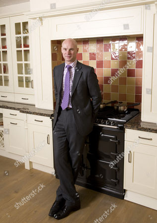 Editorial photo of Simon Jarman, Managing Director of Everest, St Albans, Britain - 09 Oct 2009