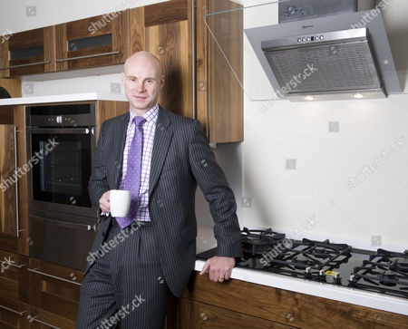 Editorial picture of Simon Jarman, Managing Director of Everest, St Albans, Britain - 09 Oct 2009