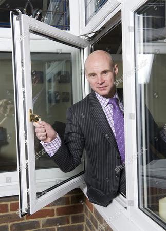 Stock Photo of Simon Jarman