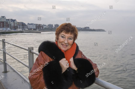 Editorial image of Juliette Kaplan at her home in Westgate on Sea, Britain - 21 Jan 2010