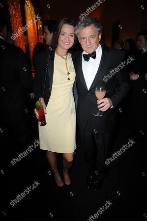 Carlos Almada with guest