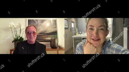 Michael Kors and Kate Hudson