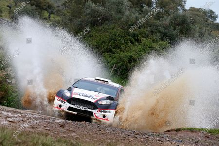 2014 World Rally Championship Rally Portugal 3rd - 6th April 2014 Jari Ketomaa, Ford, action Worldwide Copyright: McKlein/LAT