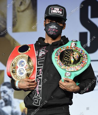 Stock Picture of Errol Spence Jr.
