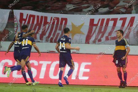 Editorial photo of Argentina Soccer Copa Libetadores, Porto Alegre, Brazil - 02 Dec 2020