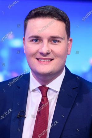 Stock Photo of Wes Streeting - Shadow Minister for Schools