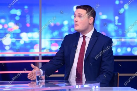 Stock Image of Wes Streeting