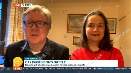 Editorial image of 'Good Morning Britain' TV Show, London, UK - 03 Dec 2020