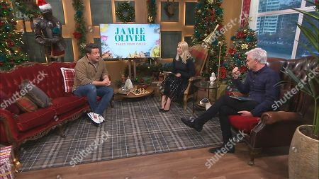 Editorial picture of 'This Morning' TV Show, London, UK - 03 Dec 2020
