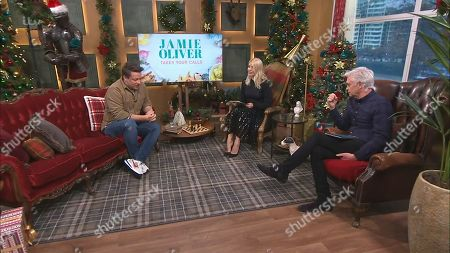 Editorial image of 'This Morning' TV Show, London, UK - 03 Dec 2020