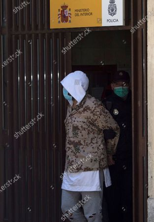 Editorial photo of Flamenco dancer Rafael Amargo appears before judge as suspect, Madrid, Spain - 03 Dec 2020