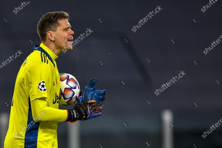 "Wojciech Szczesny (Juventus)         during the Uefa ""Champions League 2020  2021"" match between Juventus 3-0 Dinamo Kiev   at Allianz  Stadium in Torino, Italy."