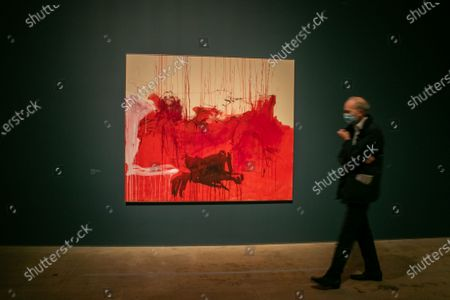 """TRACY EMIN, """"I never asked you for love"""". A landmark exhibition """"Loneliness of the soul"""" brings together for the first time the work of acclaimed British artist Tracey Emin (b.1963) and the Norwegian Expressionist Edvard Munch (1863-1944) at the Royal Academy of Arts"""
