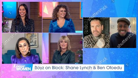 Editorial image of 'Loose Women' TV Show, London, UK - 03 Dec 2020
