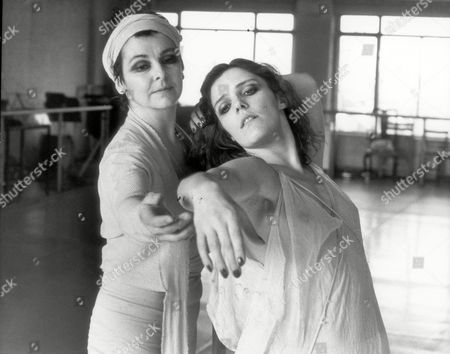 1983 Lynn Seymour Instructs Lucy Burge In Her Special Ballet.